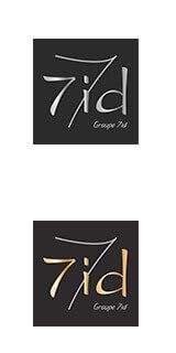Logo 7ID : création des sites et référencement du groupe