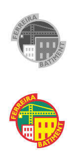 Logo Fereira Batiment : création du site internet WordPress