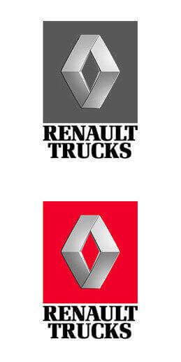 Logo Renault Trucks : plateforme e-commerce de vente de véhicules d'occasion