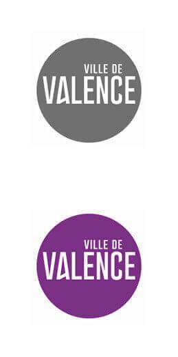 Logo Valence : sites mobiles et réalisations d'e-mailing