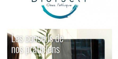 Illustration Création du site e-commerce Biorself à Aix-en-Provence (13)