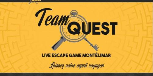Illustration Création du site administrable de Team Quest sur Montélimar (26)