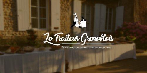 Illustration Création du site vitrine Le Traiteur Grenoblois en Isère