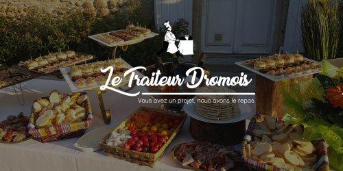 Illustration Création du site vitrine Le Traiteur Drômois en Drôme