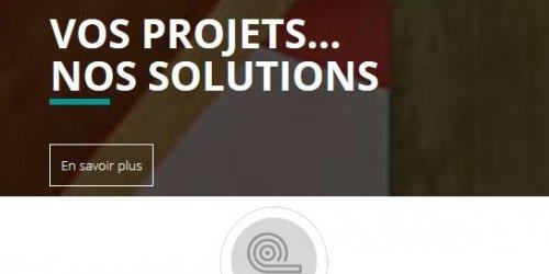 Illustration Création du site vitrine administrable de Techni Contrôle Habitat à Portes lès Valence (Drôme)
