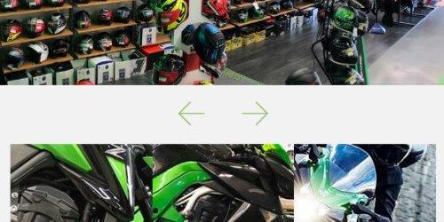 Illustration Création du site e-commerce Prestashop de Poizot Motos Racing en Drôme (26)
