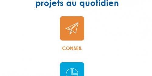 Illustration Création du site administrable de Gallo & Associés à Davézieux (Ardèche)