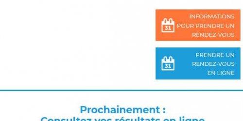 Illustration Création du site vitrine Imagerie Drôme Sud et Enclave en Drôme