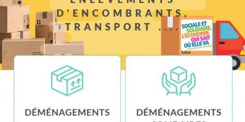 Illustration Création du site web WordPress Trans'Faire Services à Etoile-sur-Rhône (Drôme)
