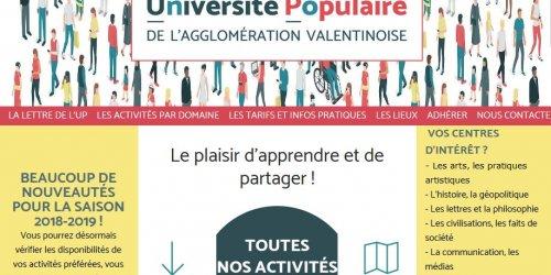 Illustration Création du site e-commerce d'UPAVAL à Bourg-lès-Valence (26)