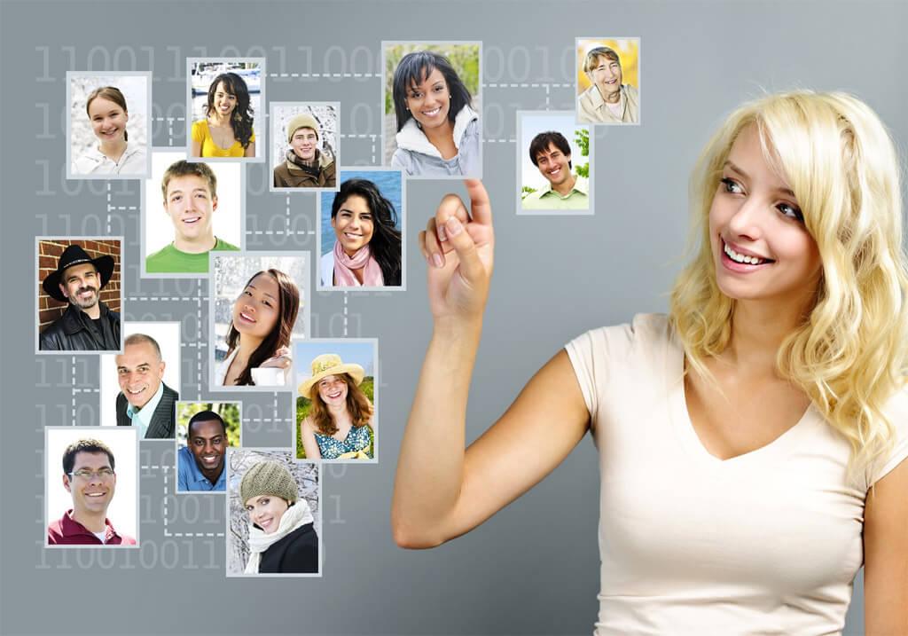 Illustration 2 Community Management et référencement social SMO