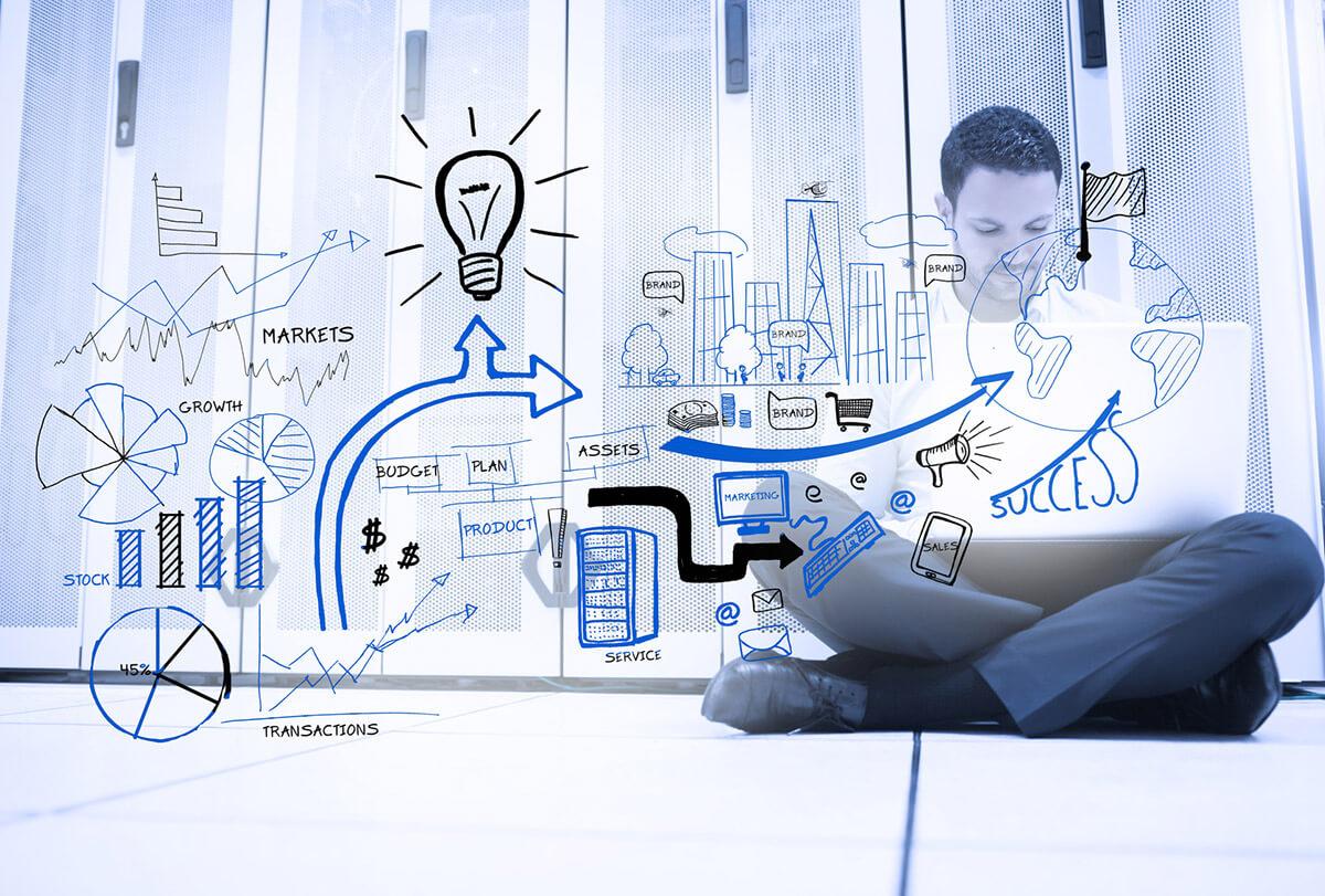 Illustration 3 Nos solutions informatique