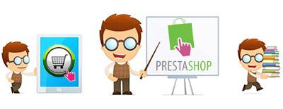 Image Programme PrestaShop Niveau 1 et 2