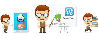 Image Programme Webmaster WordPress PrestaShop