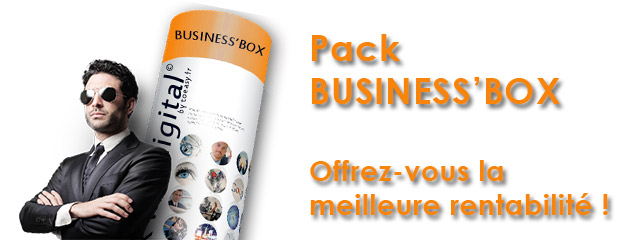 Image PACK BUSINESS'BOX